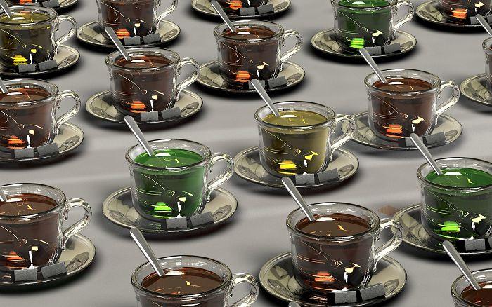 какой чай пить перед сном