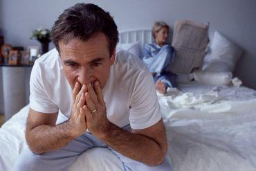 причины потливости по ночам у мужчин