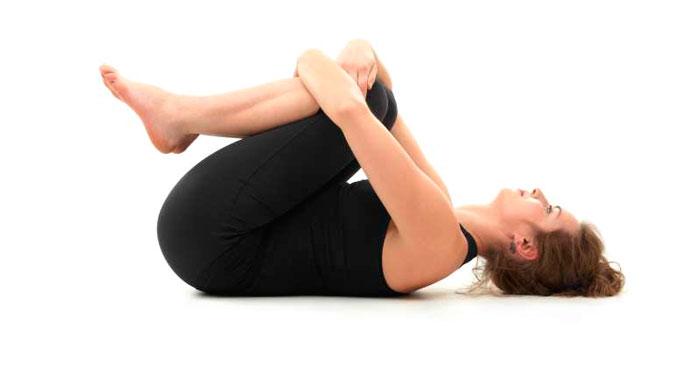 вечерняя йога упражнения