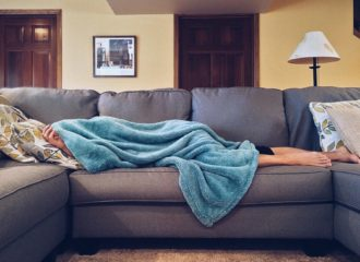 температура тела во сне