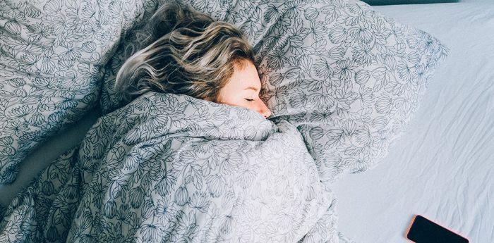 температура тела во время сна