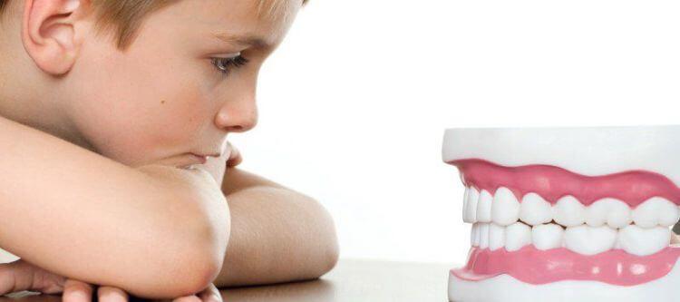 ребенок скрипит зубами ночью