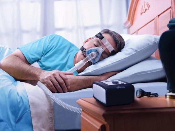 Лечение остановки дыхания во сне