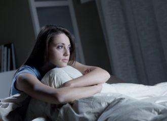 Бессонница после родов
